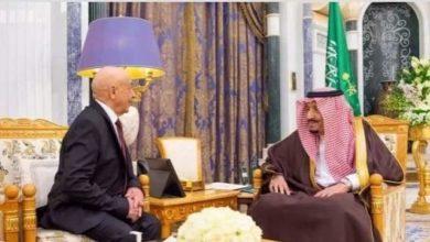 Photo of رئيس مجلس النواب يلتقى ملك المملكة العربية السعودية لبحث القضايا المشتركة