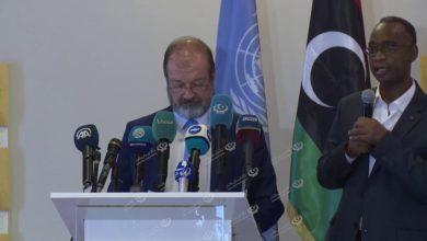 Photo of مراسم إطلاق تقرير التنمية الإنسانية لسنة (2019)