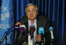 Photo of تقرير للأمين العام للأمم المتحدة بشأن الأوضاع في ليبيا