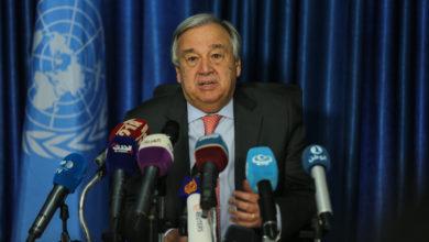 Photo of الأمين العام للأمم المتحدة: الأمم المتحدة ملتزمة بدعم العملية السياسية في ليبيا
