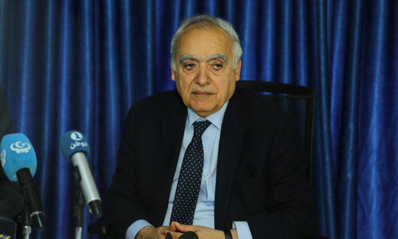 "Photo of إحاطة الممثل الخاص للأمين العام للأمم المتحدة ""غسان سلامة"" المقدمة إلى مجلس الأمن"