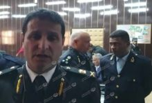 Photo of رئيس جهاز الحرس البلدي بالحكومة المؤقتة يزور مدينة سبها