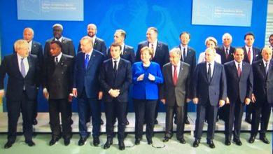 Photo of نص البيان الختامي لقمة برلين حول ليبيا
