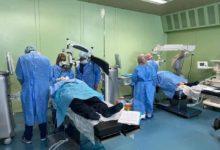 Photo of (70) عملية جراحية بمستشفى العيون بطرابلس ضمن البادرة التطوعية بين القطاع العام والخاص