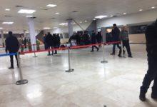 Photo of عودة حركة الملاحة بعد توقف لساعات في مطار معيتيقة