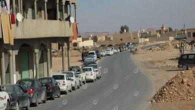 Photo of وصول كمية من الوقود لمدينة مزدة بعد انقطاع لأكثر من شهرين