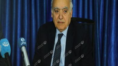 """Photo of """"غسان سلامة"""" سنطلب من مجلس الأمن تشكيل فريق تحقيق مستقل في حادث الكلية العسكرية ونشر النتائج"""