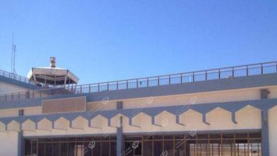 Photo of تواصل أعمال الصيانة والتطوير بمطار بني وليد المدني