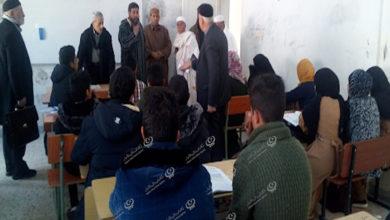 Photo of جولة تفقدية للعملية التعليمية في المؤسسات والمدارس بفسانو