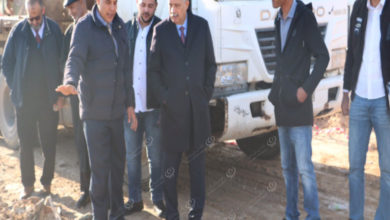 Photo of وزير المواصلات بحكومة الوفاق يتابع أعمال صيانة ممشى الكورنيش بطرابلس