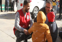Photo of الهلال الأحمر الليبي مصراتة يُسلمَ (6) أطفال من جنسية تونسية لأرجاعهم لذويهم