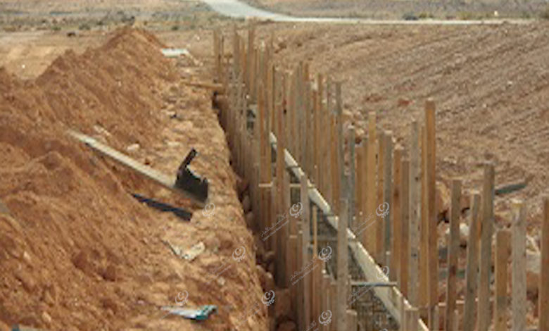 Photo of البدء في صيانة انجرافات طريق مزدة غريان