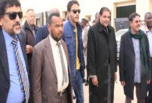 Photo of وفد اقتصادي ليبي يصل الجزائر لبحث الفرص التجارية