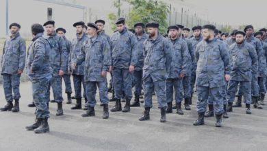 Photo of دورة تدريبية لمنتسبي جهاز الهجرة غير الشرعية فرع طرابلس