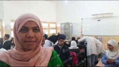 Photo of كلية طب الأسنان بسبها تنظم حملة توعية لتلاميذ المدارس