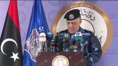Photo of بيان صحفي للناطق الرسمي بإسم وزارة الداخلية لحكومة الوفاق الوطني