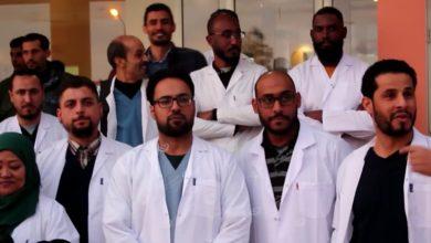 Photo of رئيس الوزراء بالحكومة الليبية يفتتح مستشفى جالو المركزي