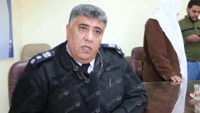 Photo of زيارة مدير مديرية أمن أوجلة إجخرة المكلف لبلدية إجخرة