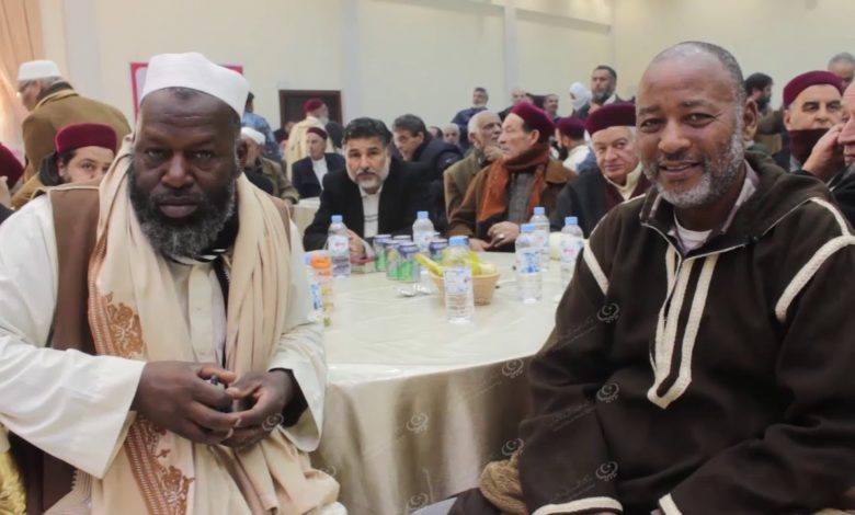 Photo of عدد من ممثلي القبائل الليبية يجتمع رفضا للتدخل الأجنبي في ليبيا