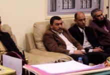 Photo of مدير فرع التضامن الواحات يجتمع مع رؤساء الأقسام بالفرع