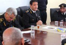 Photo of رئيس جهاز الحرس البلدي بالحكومة اللييية يزور مدينة جالو