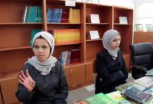 Photo of افتتاح مكتبة في مدرسة سناء محيدلي ببني وليد