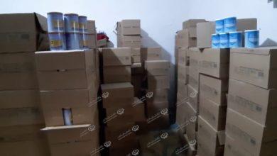 Photo of توزيع مساعدات على عدد من الأسر ذات الدخل المحدود في بني وليد