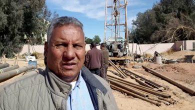 Photo of عميد بلدية سبها يزورعدد من آبار المياه تنفذها المنظمة الدولية للهجرة