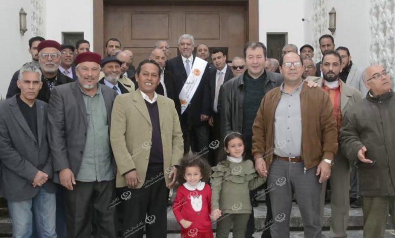 Photo of تكريم الشخصية الرياضية للعام 2019 في بنغازي