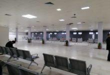 Photo of من جديد.. تعليق حركة الملاحة الجوية بمطار معيتيقة الدولي