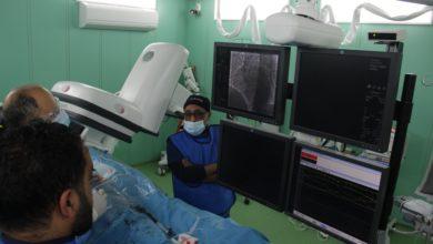 Photo of المركز الوطني لعلاج وجراحة القلب بتاجوراء يستأنف عمليات القسطرة بعد توقف أعوام