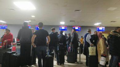 Photo of استئناف حركة الملاحة الجوية بمطار معيتيقة الدولي