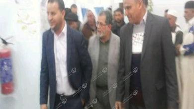 Photo of افتتاح مستشفى (فسانو) القروي ببلدية مزدة