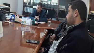 Photo of اجتماع لمناقشة وضع المياه في بلدية نسمة