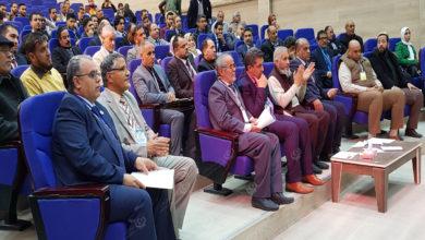Photo of بمشاركة (50) ورقة بحثية، مؤتمر النفط والغاز باجدابيا يختتم فعالياته