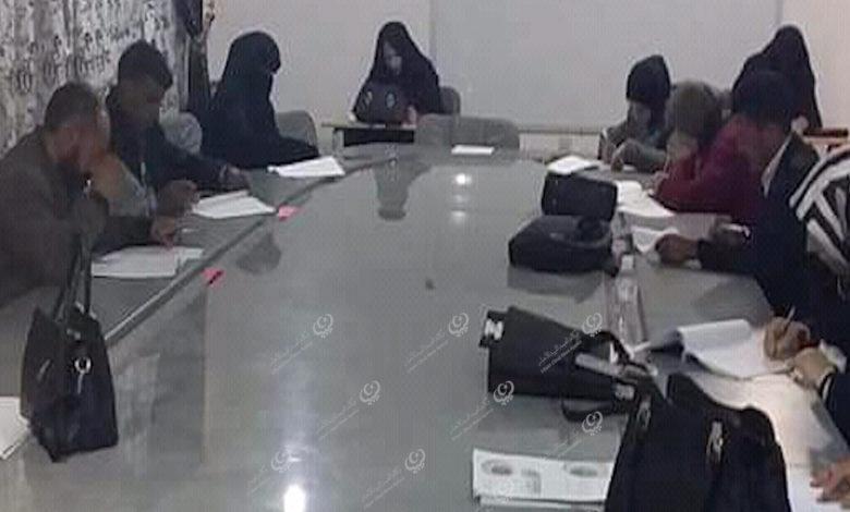 Photo of انطلاق فعاليات مسابقة التفتيش بمكتب فرع مصلحة التفتيش الجبل الغربي