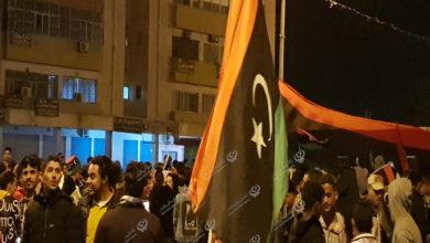 Photo of اجدابيا تحتفل بذكرى ثورة فبراير