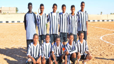 Photo of انطلاق البطولة الأولى لكرة القدم فئة البراعم ببلدية إدري الشاطئ