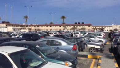 Photo of الإنتهاء من أعمال محطة موقف السيارات بمطار معيتيقة الدولي