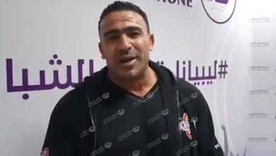 "Photo of شركة ليبيانا تمدد رعايتها لمشاركات بطل كمال الأجسام ""كمال القرقني"""