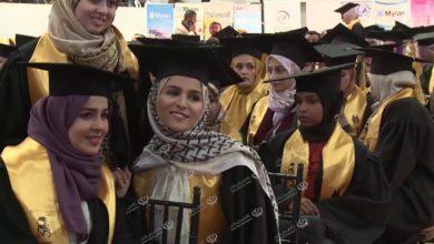 Photo of الاحتفال بتخرج (600) طالب وطالبة من كلية الطب البشري