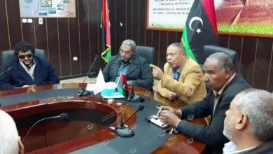 Photo of اجتماع لتشكيل مجلس اجتماعي لمدينة سبها