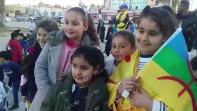 Photo of احتفالات في زوارة بالعيد التاسع لثورة 17 فبراير