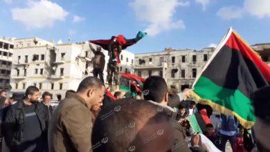 Photo of احتفالات في بنغازي بالذكرى التاسعة لثورة 17 فبراير
