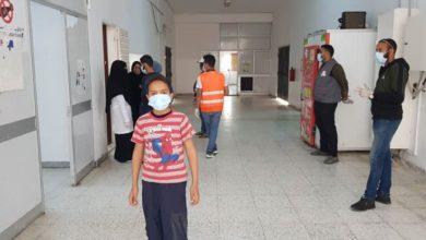 Photo of إطلاق برنامج الدعم الصحي للنازحين بمراكز الإيواء بطرابلس