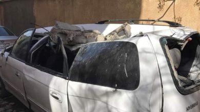 Photo of سقوط عدد من القذائف على مساكن في أبوسليم