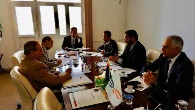 Photo of مناقشة مشروع تطوير التعليم التقني والفني والمهني وفقا للمعايير الأوروبية