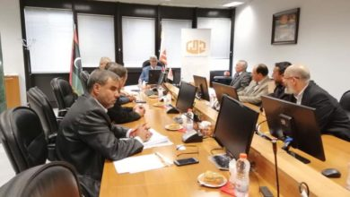 Photo of إتفاقية تعاون بين كلية تقنية الحاسوب طرابلس والشركة الليبية للحديد والصلب