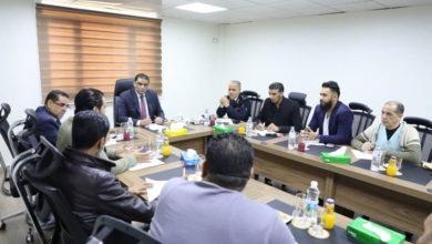 Photo of عدل الوفاق تناقش التدابير الاحترازية للوقاية من (كورونا) داخل الإصلاح والتأهيل