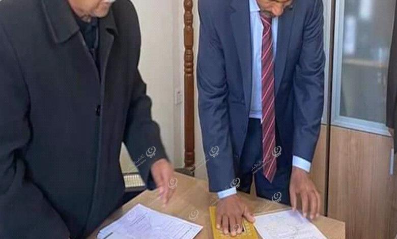 Photo of اللجنة التسييرية لبلدية نسمة تؤدي اليمين القانونية